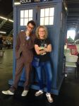 Me and the tenth Doctor #2 by NIGHTSANDSONIC
