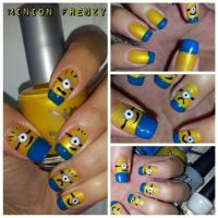 Minion Frenzy by LexCorp213