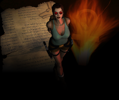 Classic Lara 6 by tombraider4ever
