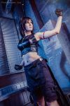 FFVII Advent Children: Tifa pose by ElenaLeetah