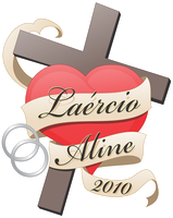 Heart and Cross by LawFlenic