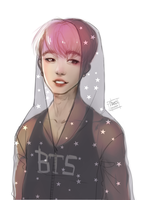 Jimin by meodwarf