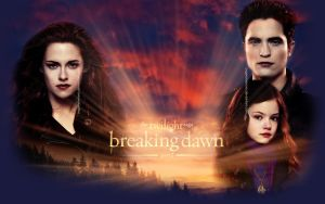 Breaking Dawn part 2 - Youtube background by oXGeRRyBeRRyXo