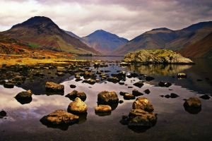 Wasdale Valley by Capturing-the-Light