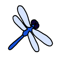 Simple Dragonfly by akaLOLCat