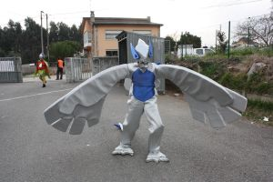 Lugia costume 2011 by Ultrapaula8