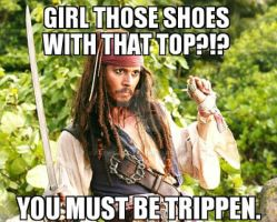 sassy jack sparrow by shewolf1D