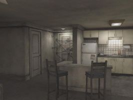 Silent Hill 4 The Room by ParRafahell