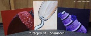 Stages of Romance by NaMiKiTtIn