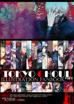 [SELL ORDER] TOKYO GHOUL ILLUSTRATION FANBOOK by SUKIBLOG