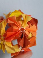 Arabesque Kusudama by Revenia