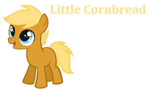 Little Cornbread by VeteranPegasister