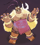It's Ya Boy, Tamatoa! by Kilo-Monster