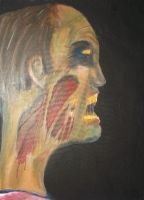 Zombie painting 1 by rev-Jesse-C