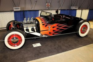 One Hot Rod by DrivenByChaos