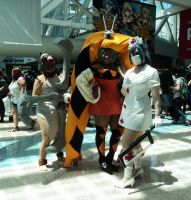 Anime Expo 2012 Skullgirls Cosplay by The-Clockwork-Crow