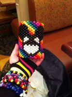DeadMau5 Kandi Kuff Request by Wolffy5683