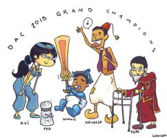DAC 2015 grand champions - EG by Guashineen