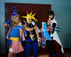 Yu-Gi-Oh - group 1 by Shiroyuki9