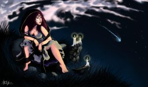 Witch of Blakulla by Nosfer