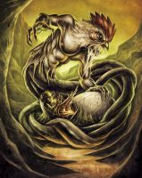 Abraxus by timswit
