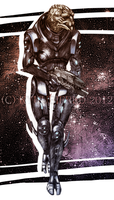 turian lady by kyuubifred
