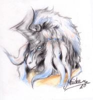 Ixion fanart by soulofsorrow