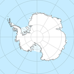 Antartica map by LaplandAr