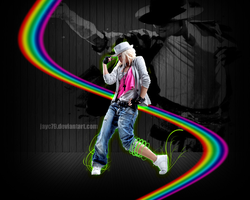 Tribute to King pop by JayC79
