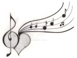 luv music by LUCKY13XIII