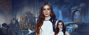 lily collins by mochorules
