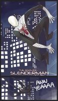 The Amazing Slenderman by jechi