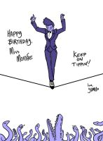 Happy Bday Janelle Monae by Yamino