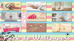 Pack de 9 Wallpapers by a-Sonrix