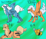 PKMNation Clutch - Torrhen x A Rose for Everafter by Keartricity