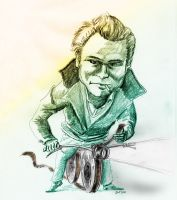 James Dean by canerator