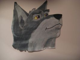 Balto Painting by smudge-92