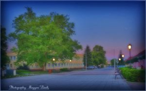 The My City. Hungary. HDR-picture.(soft) by magyarilaszlo