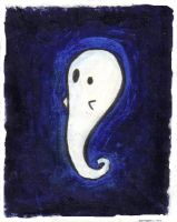 I'm Just A Ghost... by RedRomance