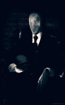 Slendermans Shadow: Old Story by SallibyG-Ray