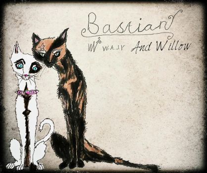 Bastian and Willow by Giorou