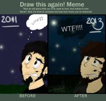 Draw This Again WTF! by Oliver-ff92