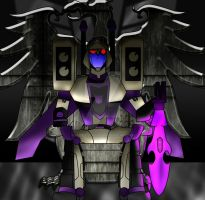 Blitzwing - German King by Kath-the-shadow