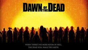 Dawn Of The Dead by rickjamesonline