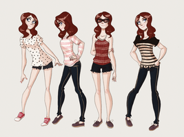 outfits 2 by suzzannnn