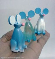 Arctic Mice by Arthammer