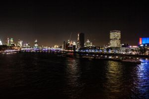 Over The Thames by DemonsWrathPhotos