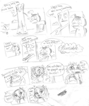 Gumby's Wholesome Day -- Page SIX by littlelenore