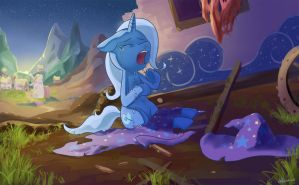 Trixie by Kuang-Han