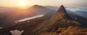 Suilven Sunrise by Alex37